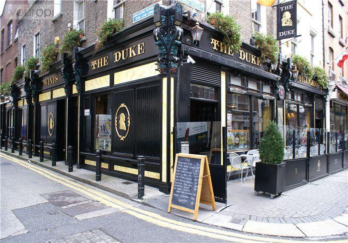 The duke - Dublin