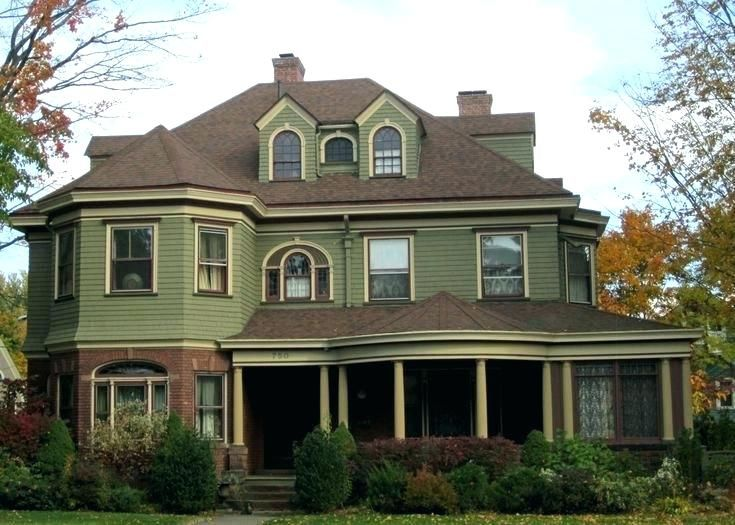 house colors with brown roofs architecture exterior paint