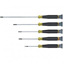 5-Piece Electronics Screwdriver Set - 85614 | Klein Tools