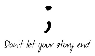 A semicolon represents a sentence the author could have ended, but chose not to.