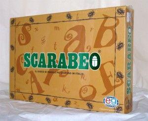 http://www.giocagiomassa.it/giochi-per-lo-sviluppo-del-linguaggio/ Da 8 anni: Il gioco di parole più conosciuto al mondo? Lo Scarabeo!