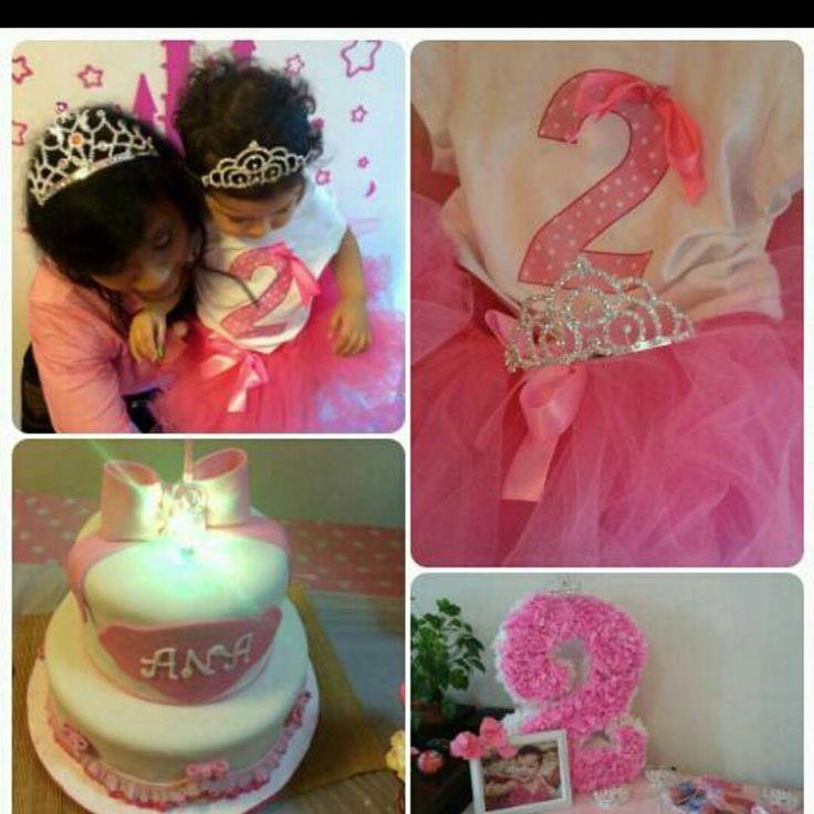 ideas de Cumpleaños de Princesa