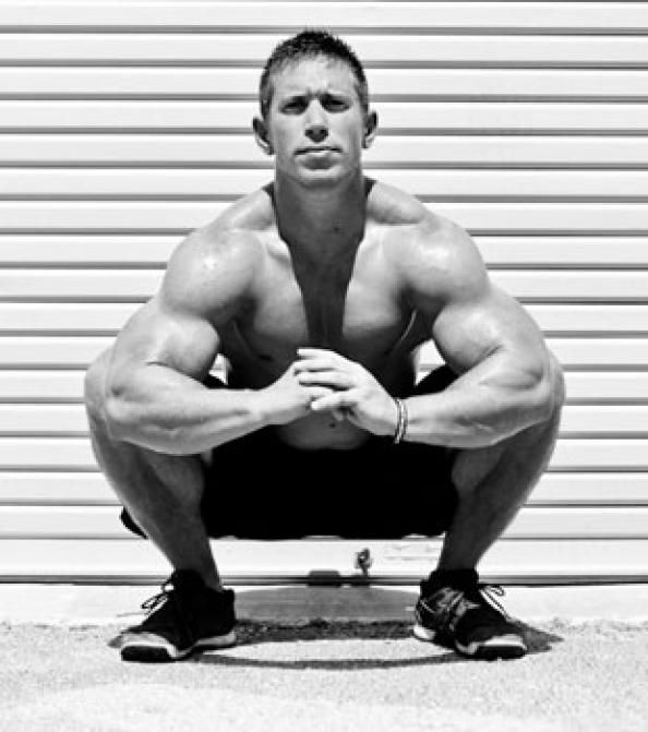 CrossFit Games 2012: Dan Bailey Interview | Men's Fitness