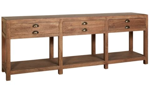 Bennett Console Table - Complete Pad ®