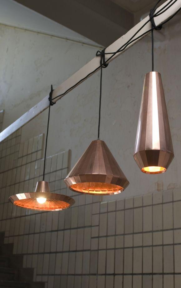 Copper Lights by David Derksen Design | GBlog