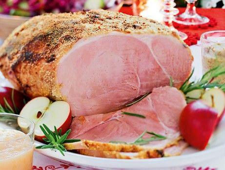Recipes: Här hittar du alla recept du behöver på julmat. Julskinka, köttbullar, julsenap, gravlax, inlagd sill och andra goda smårätter. (Swedish Christmas food - recipes in Swedish)