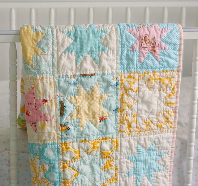Star quilt [love this more than I can pin! -Kim @ Jo-Ann]