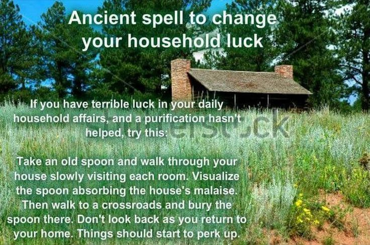 Luck for your house