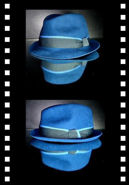 """Cappello Artigianale """"Turnabout"""""""