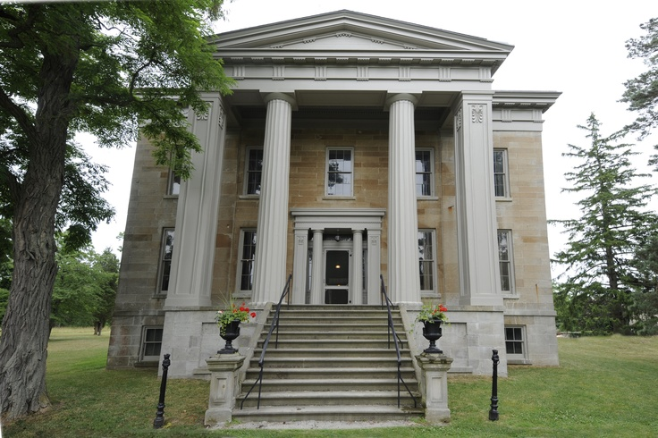 The mysterious Ruthven Mansion in Haldimand County, Ontario's Southwest