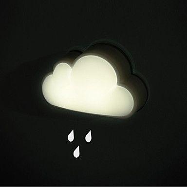לילה+אור+2+צבעי+צורת+ענן+מופעלי+אור+יצירתיים+זמינים+–+ILS+₪+37.92