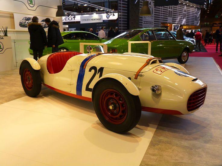 Skoda 966 Supersport 1950
