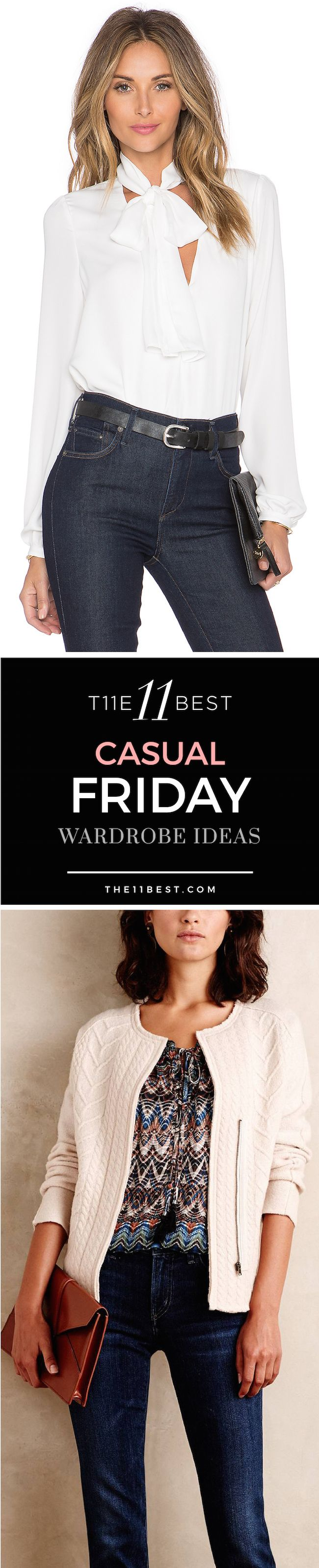 The 11 Best Casual Friday Outfit Ideas