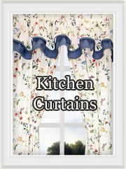 17 Best For The Kitchen Window Images On Pinterest  Kitchen Classy Swag Curtains For Kitchen Design Decoration