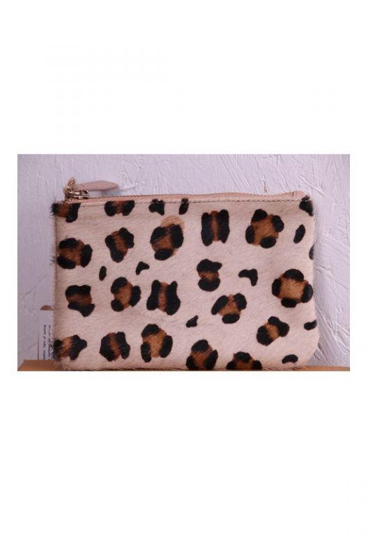 Amust Alexa animal Leopard purse 6369-2 - Accessories - MaMilla