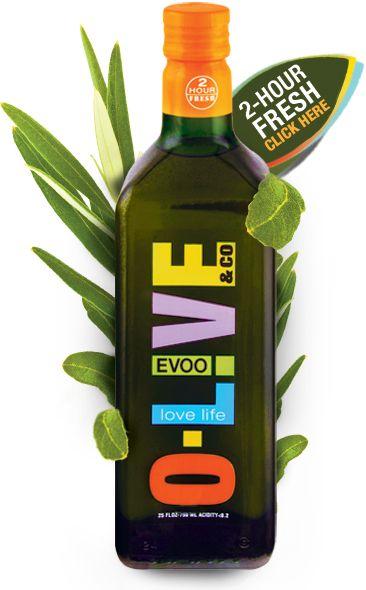 2 hour fresh!! #evoo