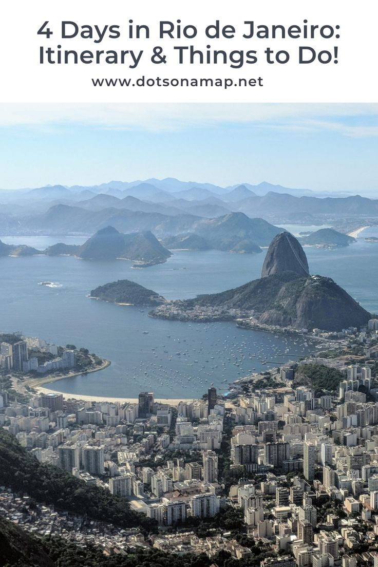 White-sand beaches, colorful favelas stacked on the hillsides, Carnaval, and bossanova. Rio de Janeiro has long captured the imaginations of travelers from around the world. Here are the best things to do in town. #Brazil #RiodeJaneiro #TravelBrazil
