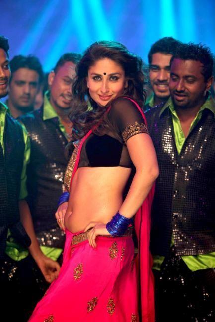 "Kareena Kapoor's Item Number ""Halkat Jawaani"" in Heroine  "