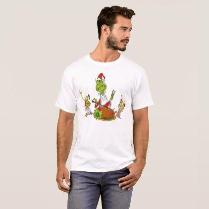 The Grinch T-Shirt - humor funny fun humour humorous gift idea