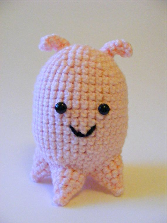 Amigurumi For Beginners : Finding nemo pattern series pearl pixar crochet