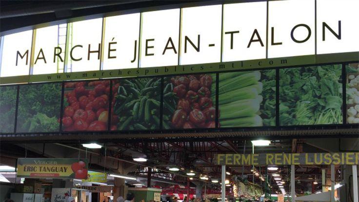 Les endroits les plus savoureux du #marché #Jean-Talon de #Montréal #Québec #InfinimentCanada