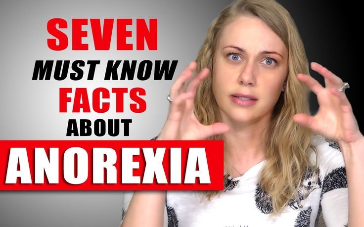 7 MUST KNOW Facts about ANOREXIA - Mental Health Videos with Kati Morton