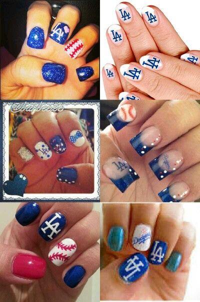 Dodger nails