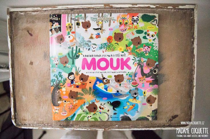 Madame Coquette: do knihovničky / Mouk - Marc Boutavant