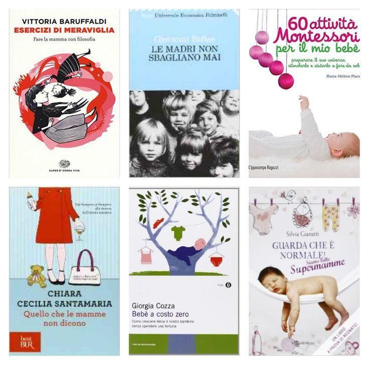 Una selezione di libri da leggere in gravidanza per approcciarsi all'universo bambino, imparare a codificarlo e per coccolarvi nell'attesa.