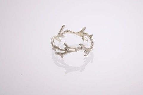 Sango ring SILVER from BZOL