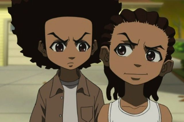 THE BOONDOCKS CHARACTERS - Google Search