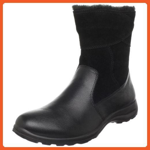 Fly Flot Women's Fabrice Faux Fur Boot,Black,41 EU/9.5-10 M US - Boots for women (*Amazon Partner-Link)