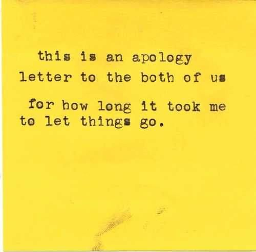 56 best I apologize images on Pinterest Thoughts, Cards and Food - humble apology letter