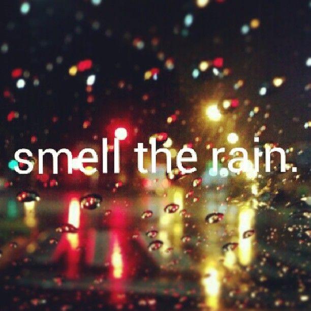 I Love Rainy Days: I
