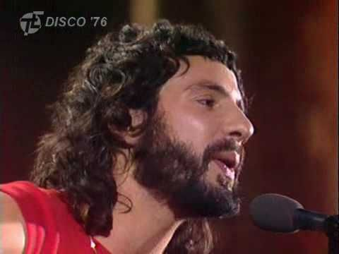 Cat Stevens - Morning Has Broken.  At the time, 1972, Cat Stevens was a poet for a new generation.  He changed, we changed, times changes.  The music takes us back to simpler times.