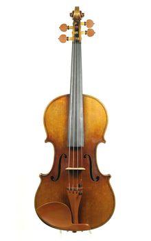 Sehr gute alte Geige von Julius Heinrich Zimmermann - € 1.350 online - #geigenbau #geigenbauer #geige #violine #streichinstrument - http://www.corilon.com/shop/de/produkt534_1.html
