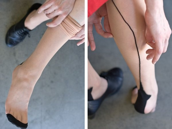 New blog, with even more info on nylon stockings! Basically Stockings 101.