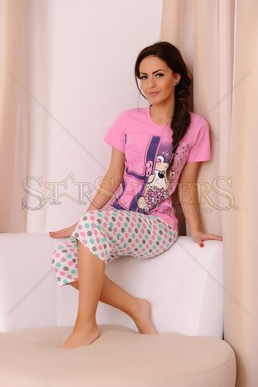 Pijama Hello Darling Pink
