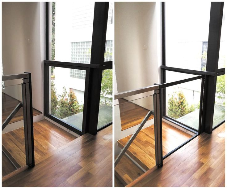 Invisible baby gate baby gate home child safety gates