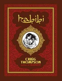 I need to get this. Kinda cool, no? (A graphic novel set in a fictional middle east)