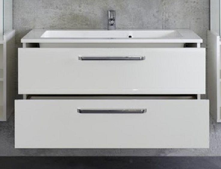 Die Besten 25+ Waschbeckenunterschrank Günstig Ideen Auf Pinterest