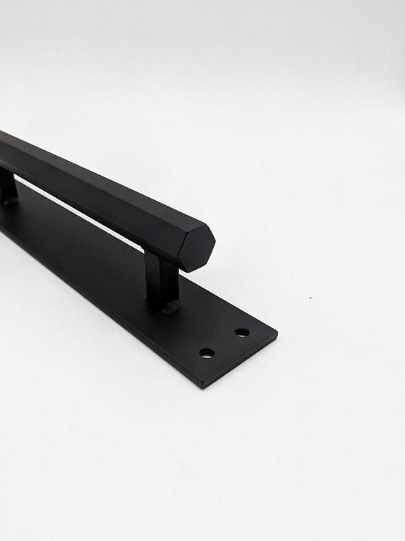 Modern Barn Door Handle 12 Barn Door Handles Barn Door Pull Barn Door Hardware Black Modern Barn Door Barn Door Handles Barn Door Hardware