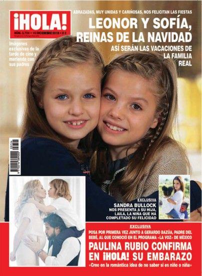 """""""Esta semana la mayoría de las revistas del corazón extienden la felicitación navideña de sus Majestades los Reyes... """" seguir leyendo en http://www.hellovalencia.es/index.php/blog/la-saison/item/2333-por-la-vida"""
