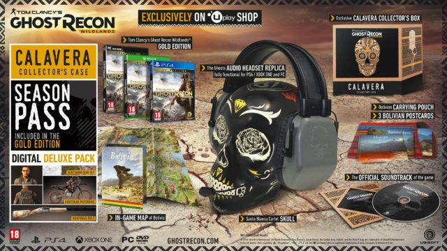It's been a while since we heard anything regarding Ubisoft's plans for Tom Clancy's Ghost Recon Wildlands but finally we've got a new trailer and some pre-order bonuses to check out!