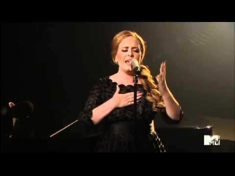 "Adele - live ""Someone Like You"" VMAs Aug 28 2011"