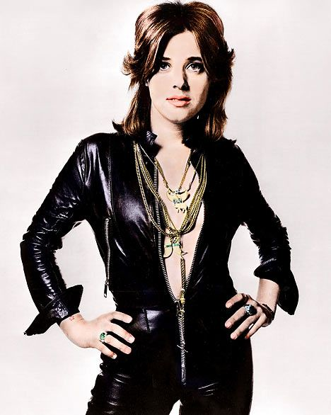 Suzi Quatro - the Glam-girl