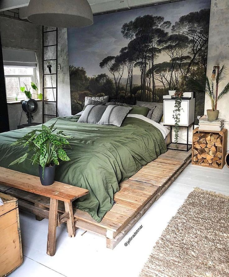 "Interior Design & Decor auf Instagram: ""Bedroom Inspiration by Binnenhuisinspir"