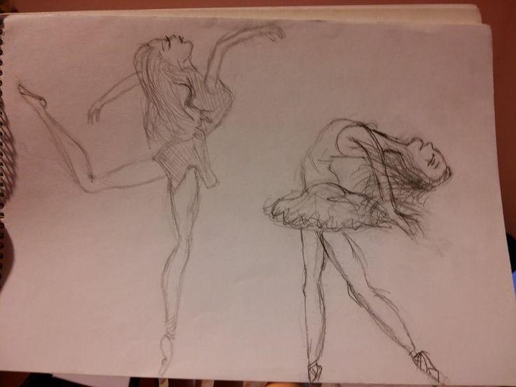 Two Ballerina