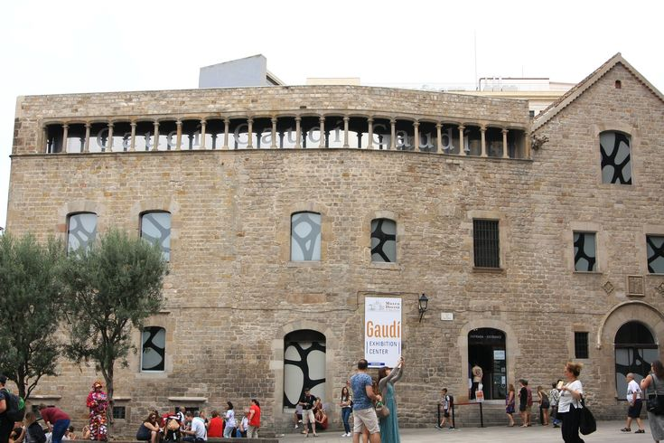 What to visit in Barcelona? The Gaudi Museum!