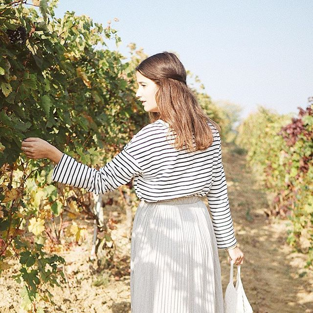 take me back to this warm autumn sun, grapes and good friendship talkes! #autumnsun #enjoythemoment